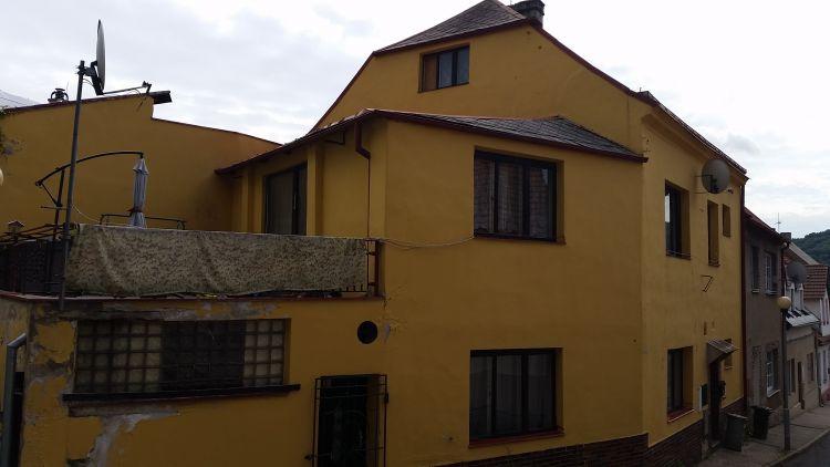 Prodej rodinného domu v Klášterci nad Ohří