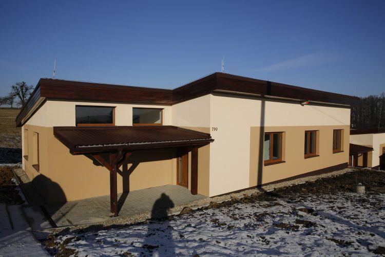 Novostavba rodinného domu Horní Bludovice 4+1