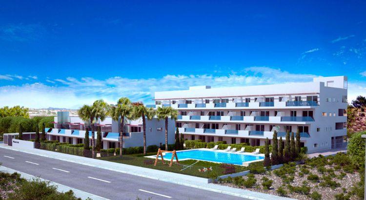Villamartin Park Apartments 2 ložnice PŘÍZEMÍ