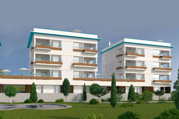 3 ložnicový apartmán Mirador  Orihuela Costa