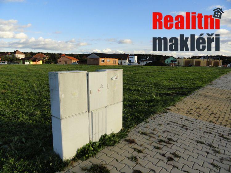 Prodej stavebních pozemků ve Šťáhlavech u Plzně