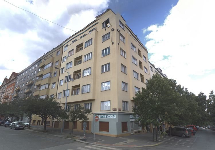Krásný byt 3+1/2x balkon, Praha 3 - Vinohrady, ul. Hradecká