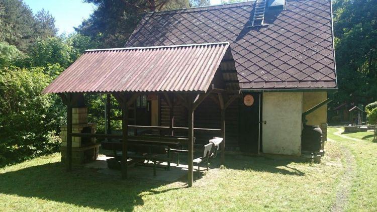 Chata na prodej - v lese!