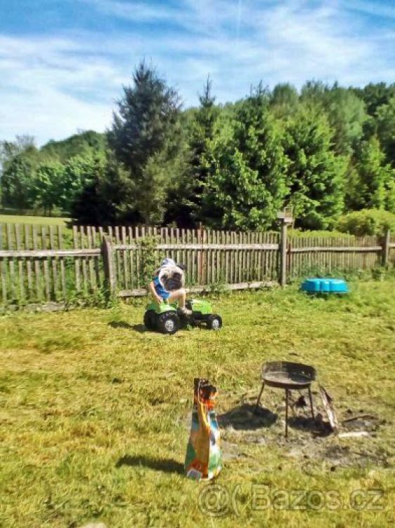 Prodám zahradu 350 m2 Český Ráj - OV