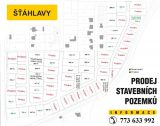 Prodej stavebních pozemků ve Šťáhlavech u Plzně 2