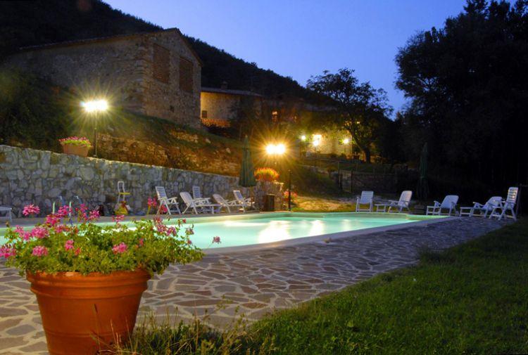 Florence yaxın Regione Toscana rayon turist kompleksi