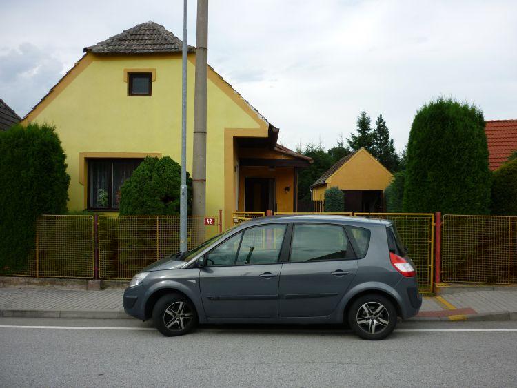 Prodej chalupy v obci Třeboň, m.č. Branná