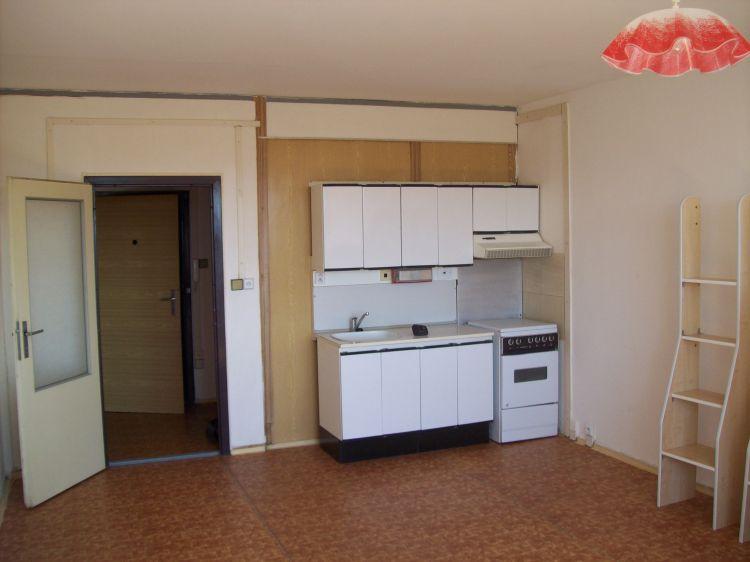 Pronájem bytu 1+KK v Ostravě-Dubině