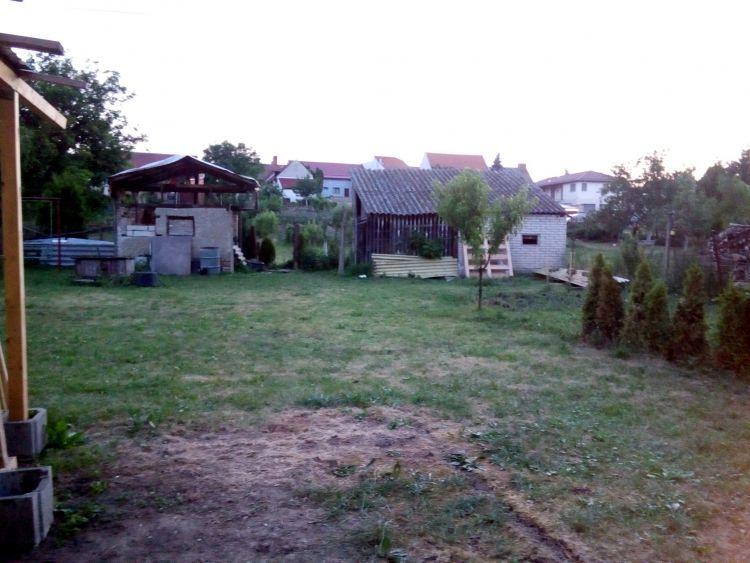 Prodej zahrady 543 m2 v katastru obce Poštorná (Břeclav)