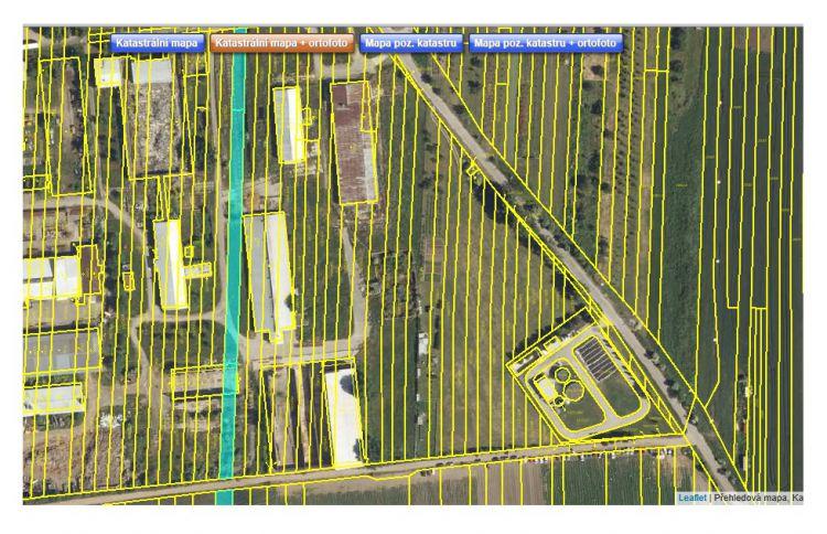 Prodej pozemeků, 10 498 m2 , Šakvice