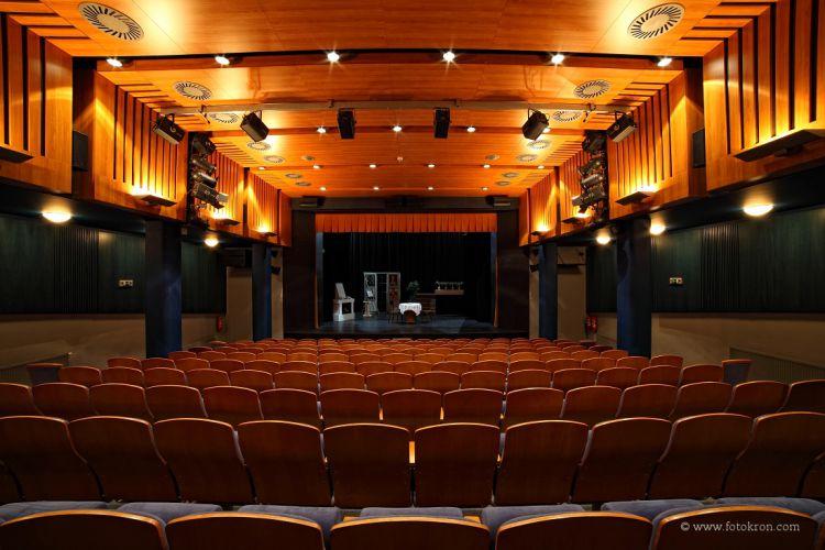 Pronájmy divadelních prostor