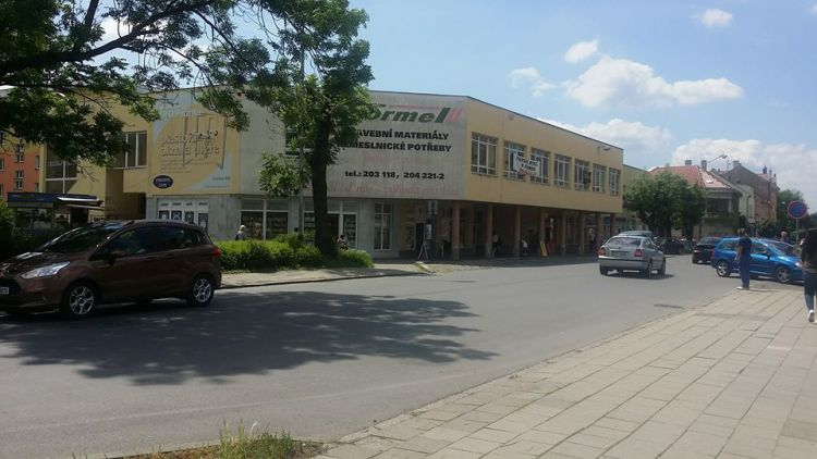 obchodní prostor Přerov