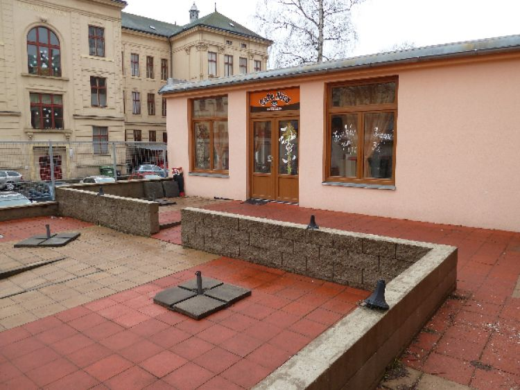 Pronájem prodejní plochy v centru Rumburku