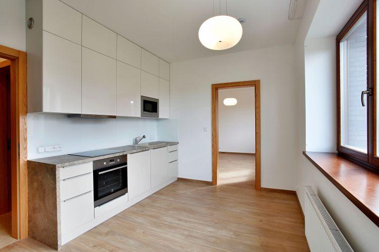 Pronájem novostavby bytu 2+kk, 37,6m2, Říčany - Praha východ