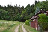 Zahradní rekreační chata - Darebnice (Újezd u Chocně) - exkluzivní poloha 9