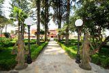 V Itálii na jihu Salerna je turistický komplex. 3
