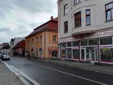 Pronájem obch. prostor v centru Rumburku 10