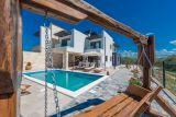 Luxusní a moderní dům k prodeji s bazénem ve skvělé lokalitě, v blízkosti moře v Sukosan, Chorvatsko 4