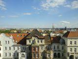 Pronájem 3+1, ulice Merhautova, Černá Pole, 80 m2, balkon, komora 9