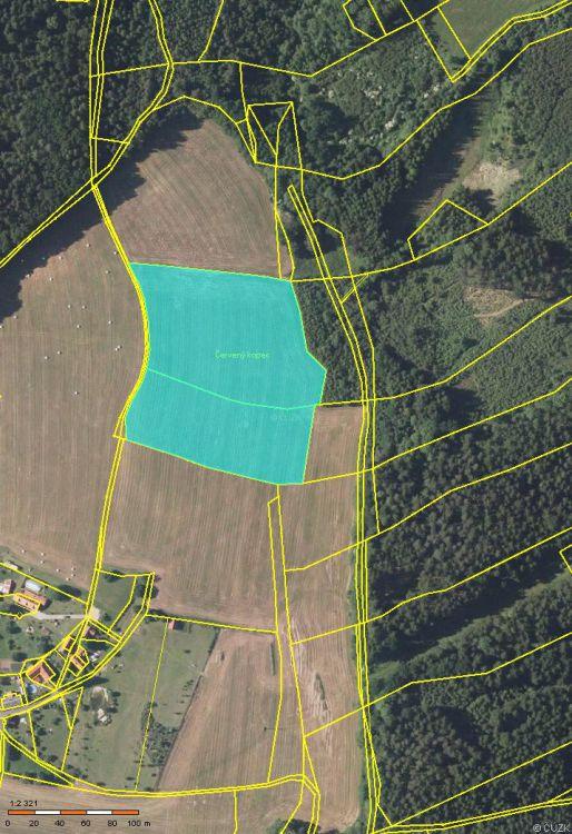 Prodej pozemku