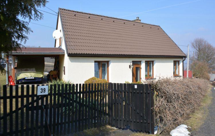 Rodinný dům Vítkovice-Lubenec