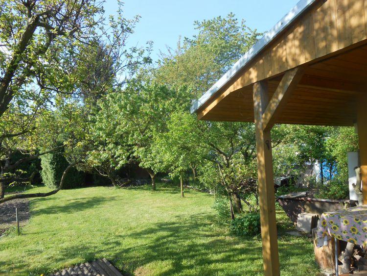 Prodej zahrady s chatkou Chvaletice