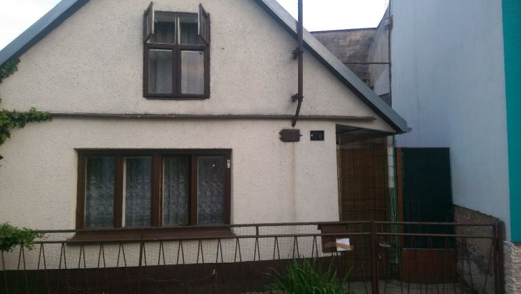 Prodám RD v obci Vlčnov