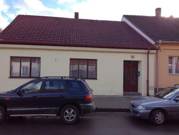 Prodám RD v Milevsku, v blízkosti Orlické přehrady