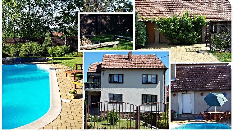 Prodej domu 5+2 Zbraslav u Brna, zahrada, bazén