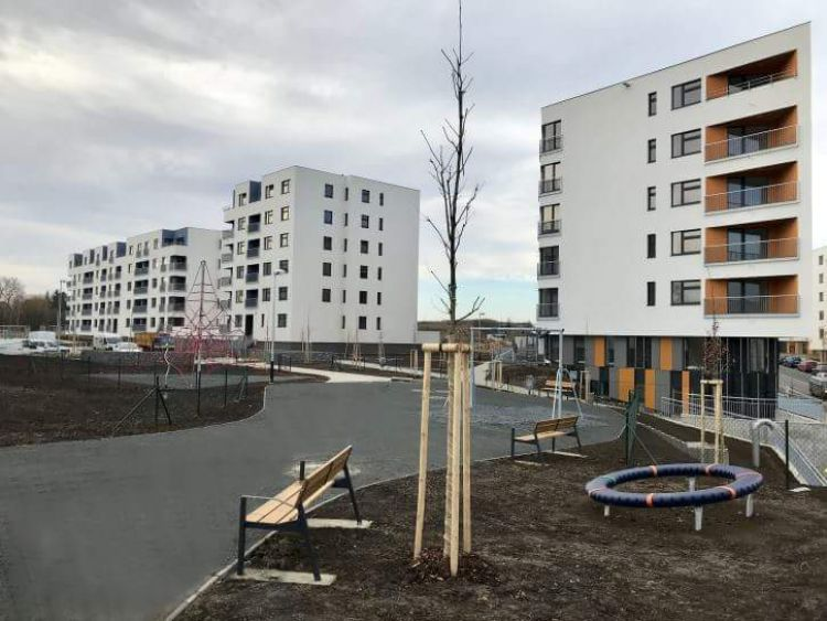 Pronájem bytu – novostavba Uhříněves