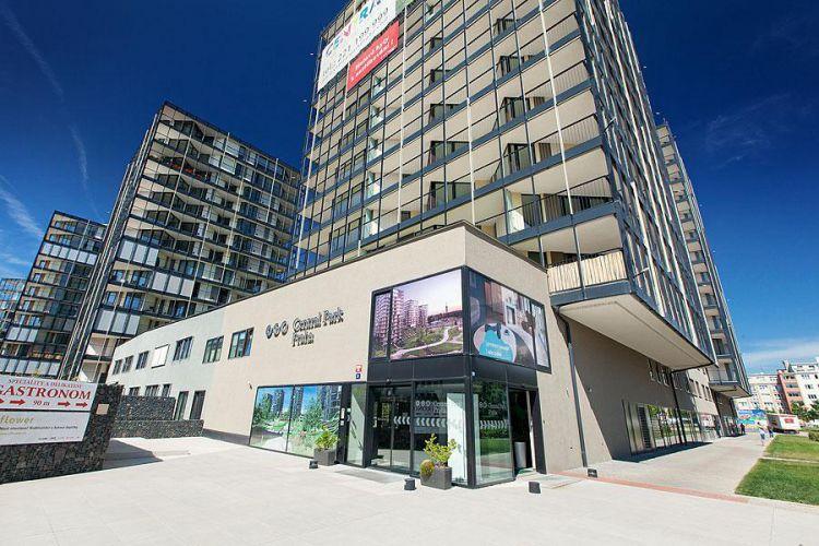 Prodej bytu 1+kk, zařízený, 43,44m2, Pitterova ul., Žižkov
