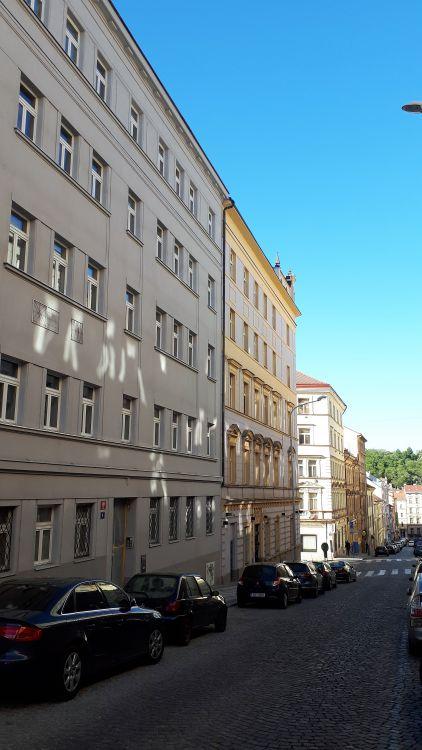 Prodej bytu 2+kk s terasou 31m2
