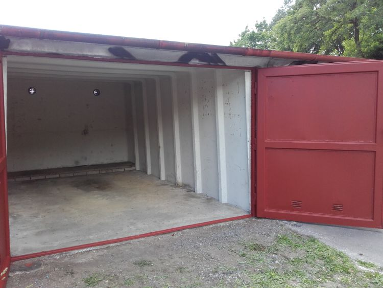 Pronájem garáže bez RK Brno Lesna