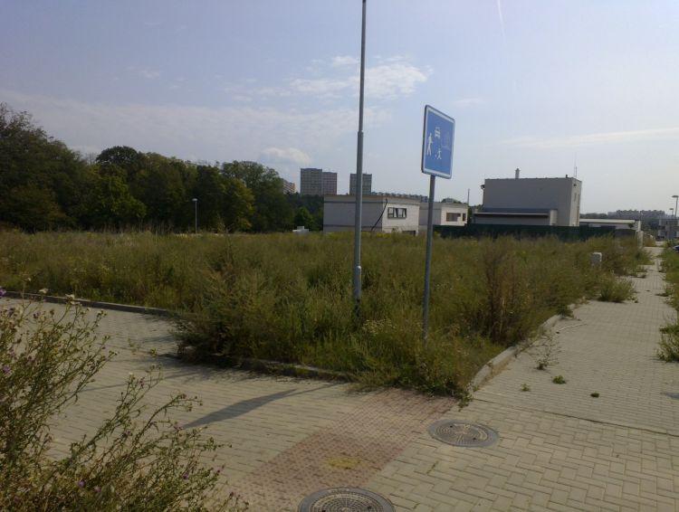 Pozemek - prodám, Brno - Královo Pole - Sadová