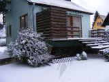 pronájem celoročně obývané chaty 1