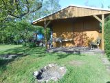 Prodej zahrady s chatkou Chvaletice 2