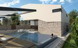 Luxury new villa in the newly built part of Novalja, 170 m2. 7