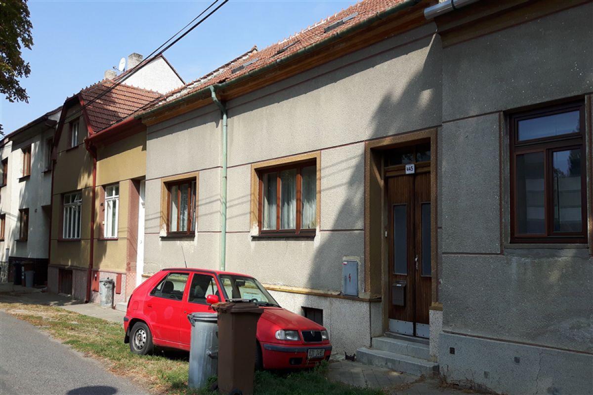 Prodej RD 3+1 se zahradou v obci Bučovice okr. Vyškov