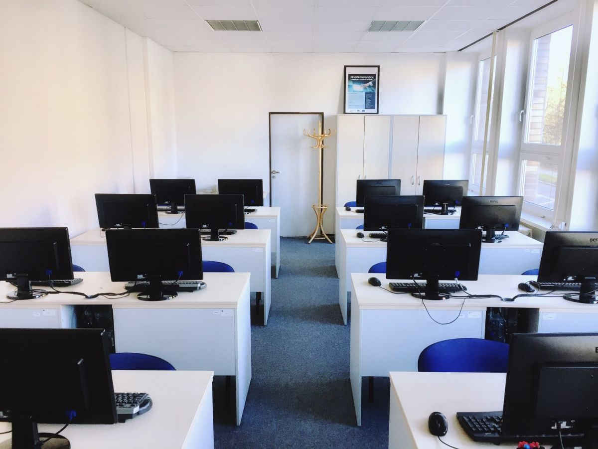 Pronájem školících prostor v Jihlavě