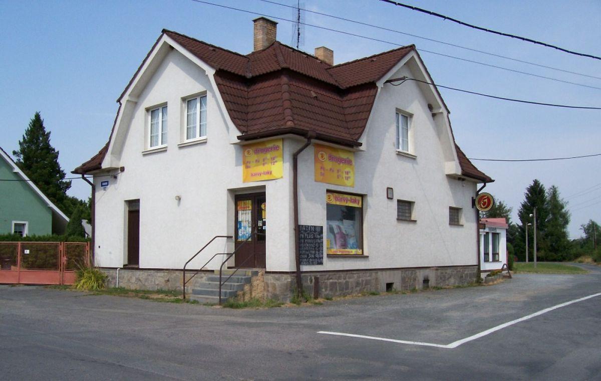 bydlení a podnikání na jednom místě v bezbarierové nemovitosti 12km od Plzně a 30 minut Praha