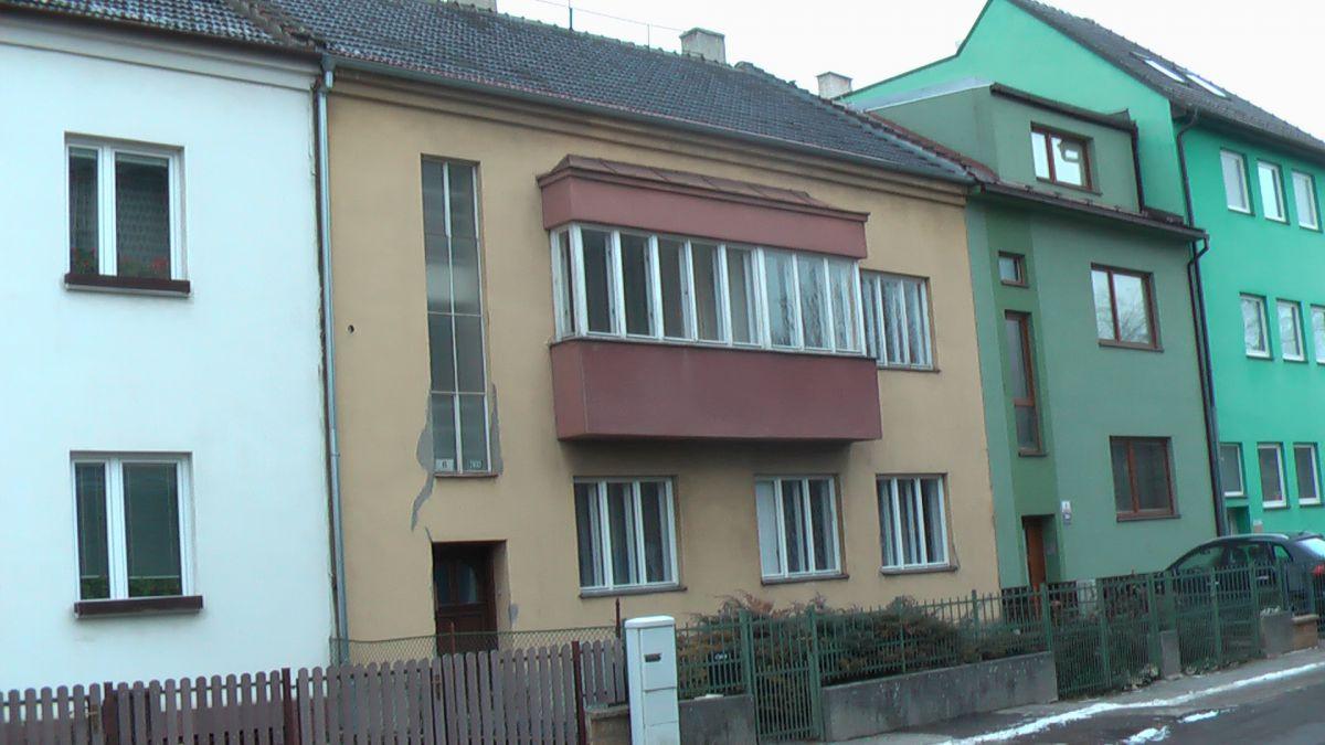 RD 2byty 4+1, 2garáže, zahrada Brno Židenice