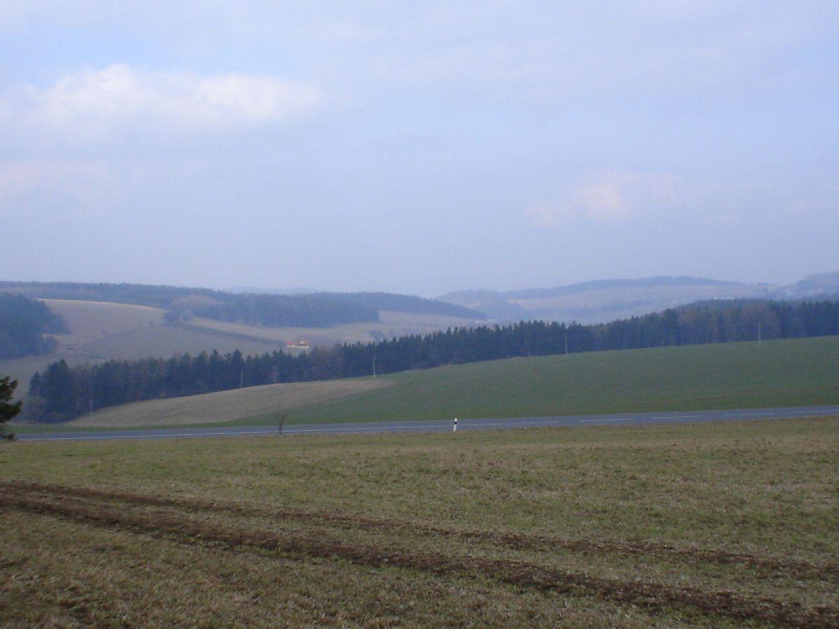 Travnatý pozemek
