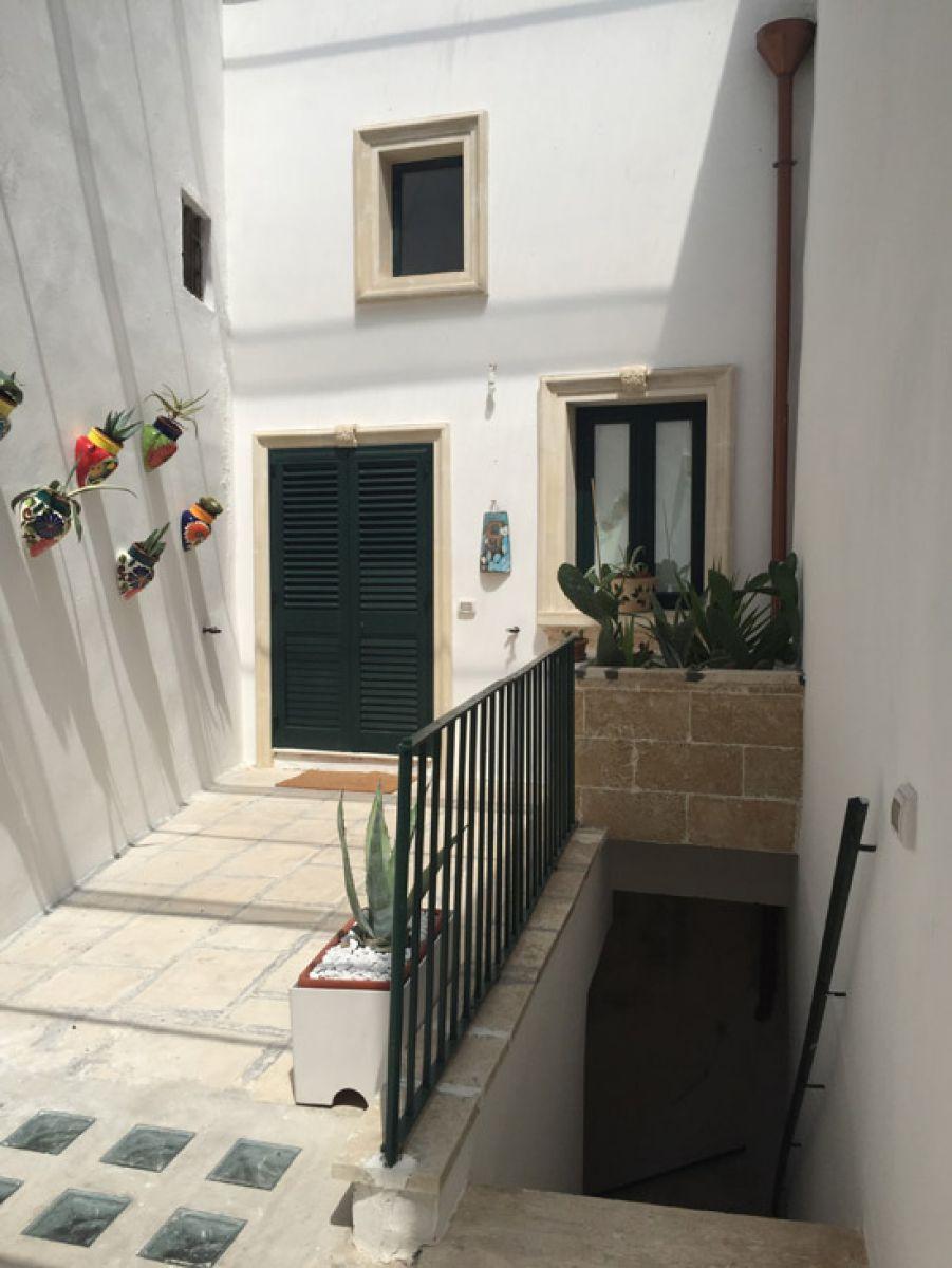Historický dům v Apulii Galatone