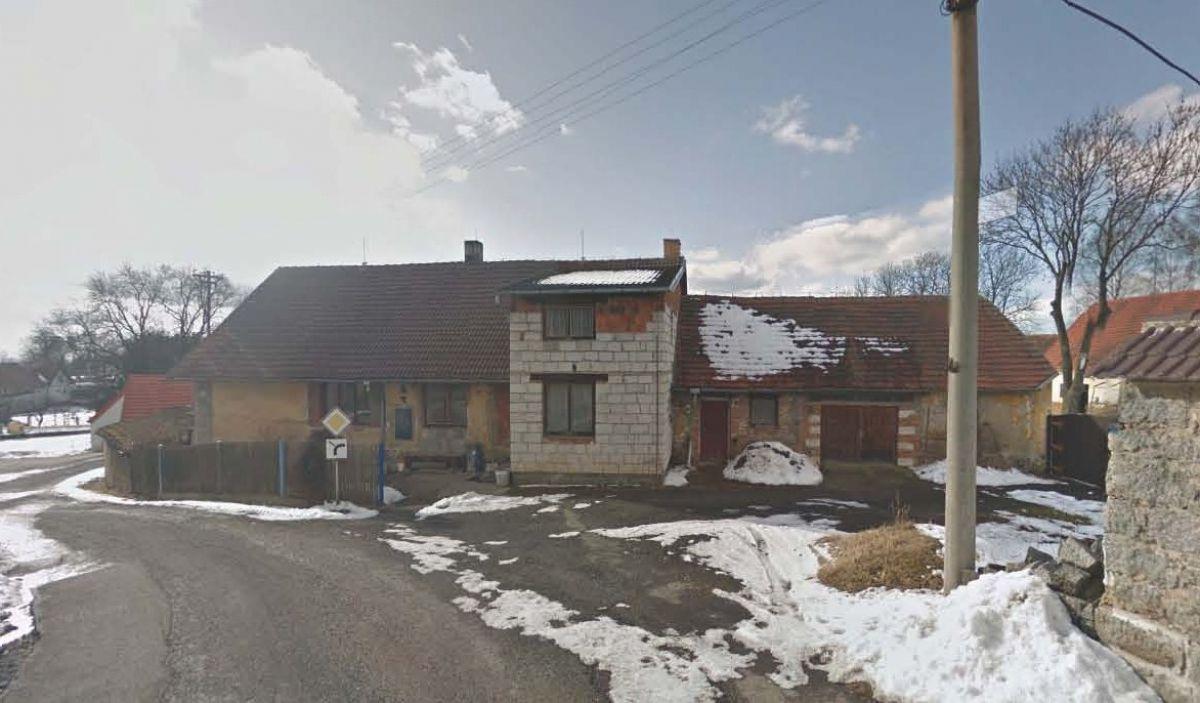 Prodej nemovitosti Vesec čp.8 (u Kovářova)