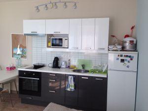 pronájem krásného bytu 1kk - Praha 9 4