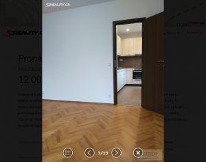 Pronájem bytu 2+1 4