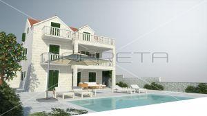 New villa, Splitska, Brač, 300 m2 2