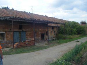 Budova bývalého kravína 13