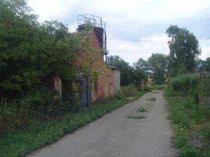 Budova bývalého kravína 14