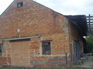 Budova bývalého kravína 7
